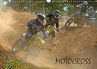 Motocross (Wandkalender 2022 DIN A3 quer): Motocross MX und Freestyle Motocross von tollkuehnen Profis. (Monatskalender, 14 Seiten )