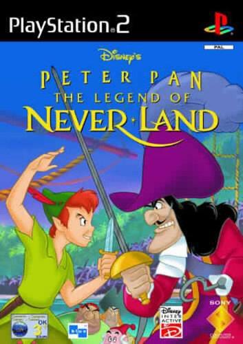 Disney's Peter Pan - Legend of Neverland (PS2) [Importación inglesa]