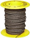 Mitchell Abrasives - 52-A 52 Round Abrasive Cord, Aluminum Oxide 150 Grit .055' Diameter x 50 Feet