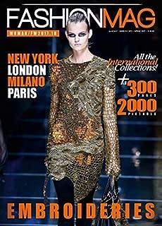 Fashion Mag woman Embroideries NY/London/Milano - F/W 2017
