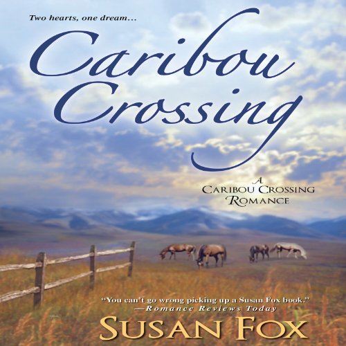 Caribou Crossing audiobook cover art