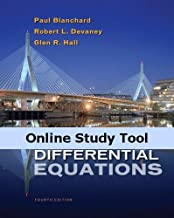 DE Tools for Blanchard/Devaney/Hall's Differential Equations, 4th Edition