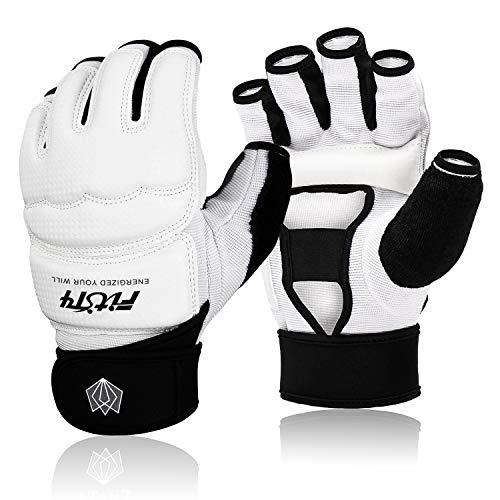 FitsT4 MMA UFC Handschuhe für Kampfsport, Box Trainingshandschuhe Sparring Grappling Gloves, Punchinghandschuh für Kickboxen, Muay Thai, Freefight, Boxsack, Sandsack.