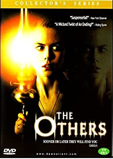 The Others (2001) (Region code : all) by Nicole Kidman