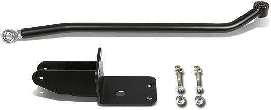 DNA Motoring TARFLFJEEP84BK DOM Steel Front Track Bar+Bracket