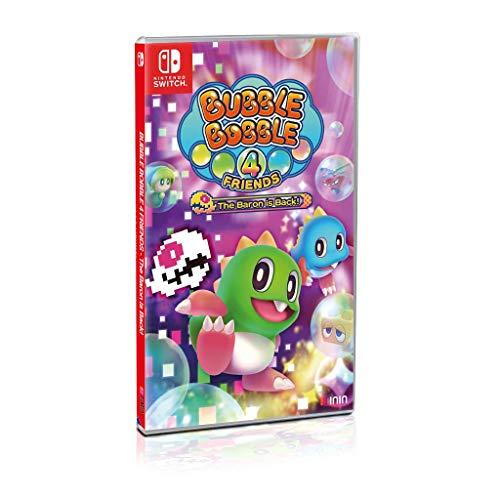 Bubble Bobble 4 Friends - The Baron Is Back! - Nintendo Switch Edition