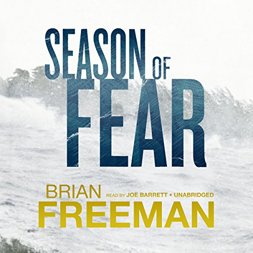 Season of Fear audiobook cover art