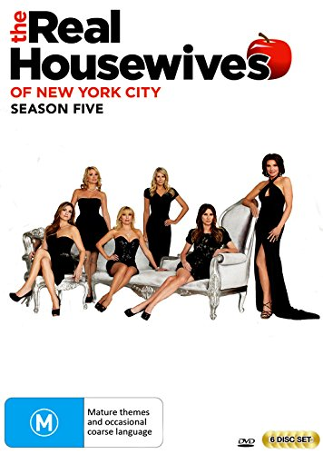 REAL HOUSEWIVES OF NEW YORK SE - NTSC 0 - SEASON 5 (6 DISCS) (1 DVD)