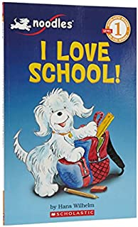 Noodles: I Love School! Level 1