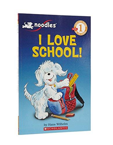I Love School! (Noodles, Beginning Reader: Level 1)の詳細を見る