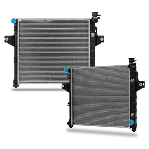 CU2263 Radiator Replacement 2263 Aluminum Radiator
