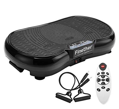 Finether Vibrationsplatte