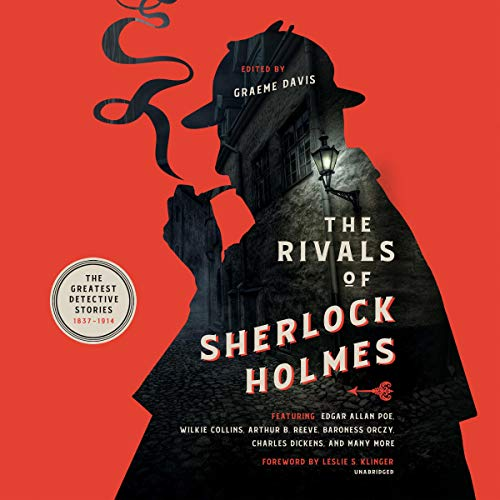 The Rivals of Sherlock Holmes audiobook cover art
