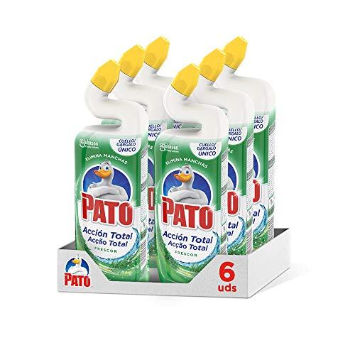 Pato - WC Acción Total Limpiador para Inodoro Frescor , Lim