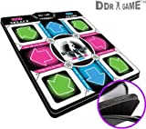 Dance Dance Revolution DDR Super Deluxe PS1 / PS2 dance pad w/1 in' foam Version 2.0