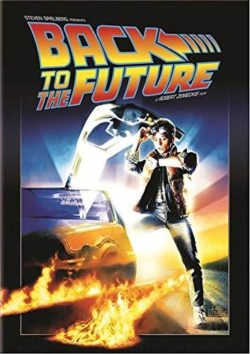 Poster Ritorno al Futuro affiche cinéma Arte della Parete