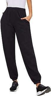 Paolian Pantalones De Mujer Vaquero Verano 2018 Casual Pantalones De Vestir Elegante Pantalones De Pinza Pretina Cintura Alta Elastica Pantalon Pinzas Suelto Denim Pantalon Haren Mujer 3 4 Lookool Ro