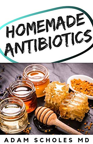 HOMEMADE ANTIBIOTICS: Make Your Own All Natural Antibiotics To Prevent Yourself From Illness in Autumn and Winter Without Pills (English Edition)