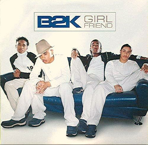 Girlfriend [X6] [Rmx] [Vinyl Single]