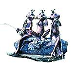 Heissner Teichfigur Speier Froschkapelle, Wasserspiel