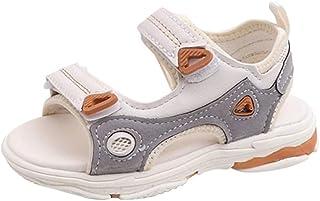 Unisex Sandalias con Punta Cerrada para Niños - Tamaño 26~36- Velcro Zapatillas Niños Deportivas Playa - 2019 Verano Zapatos para 3-12 Años Bebe Niño Niñas
