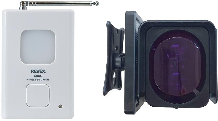 民族主義提供されたトリップリーベックス ドア周り防犯用品 ホワイト サイズ:W6.3×H9.6×W3.3cm