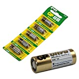 5Pcs GP 23AE GP 23A MN21 A23 V23GA VR22 Alkaline Battery Batteries 12V 23A XRC