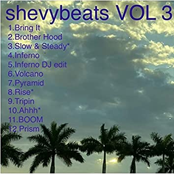 shevybeats, Vol. 3 (instrumental) (instrumental)