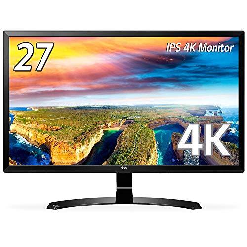 【Amazon.co.jp限定】LG モニター ディスプレイ 27UD58-B 27インチ/4K/IPS 非光沢/HDMI×2、DisplayPort/Fre...