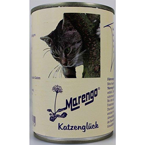 6 Stück (Dosen) Marengo Katzenglück 400g