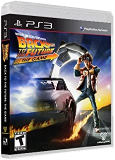 Back to the Future- The Game - Playstation 3