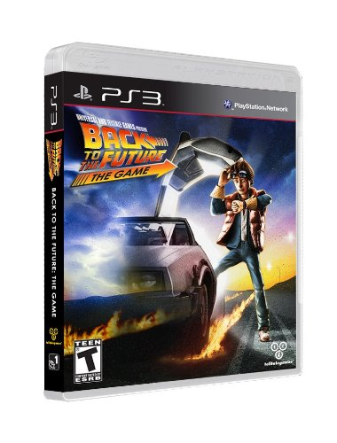 505 Games Back to the Future: The Game, PS3