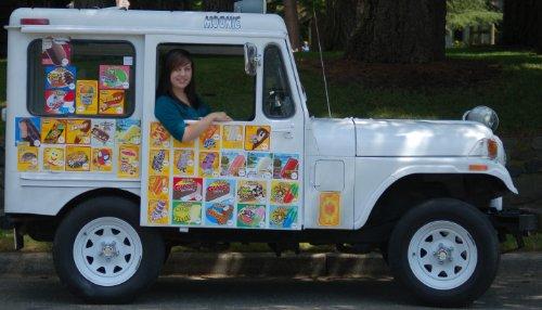 plantilla de plan de negocios para la apertura de un servicio de camión de helados en español!