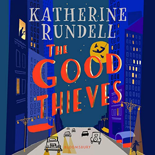 The Good Thieves cover art