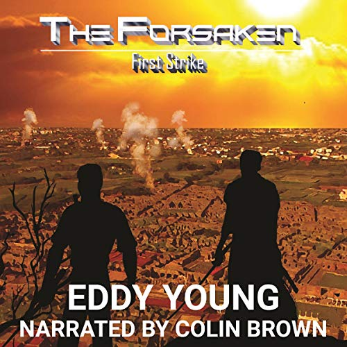 First Strike Audiobook By Eddy Young cover art