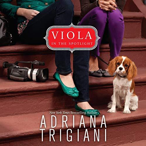 Viola in the Spotlight cover art