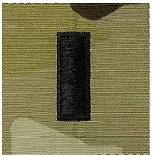 US Air Force Sew-On OCP Scorpion Raw Edge Rank Pair