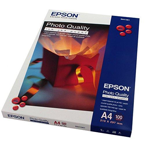 Epson Matte Photopapier Inkjet 104g/m2 A4 100 Blatt Pack