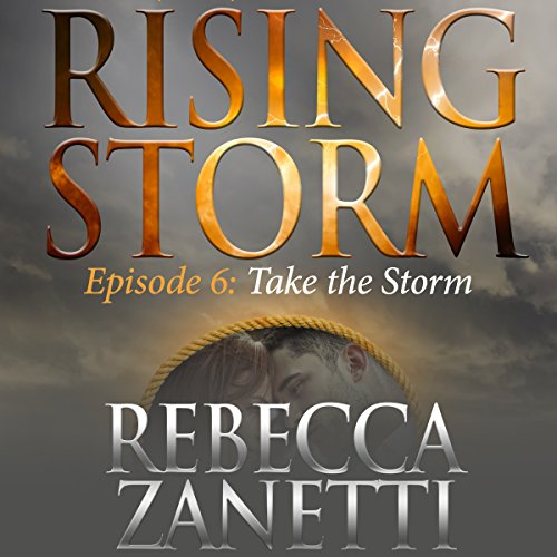 Take the Storm audiobook cover art