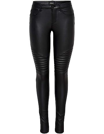 Pantalones Para Mujer Amazon Es