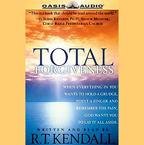 Total Forgiveness audiobook cover art