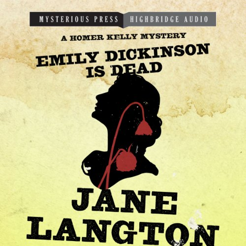 Emily Dickinson Is Dead audiobook cover art