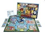 Hasbro - Parker 41942100 - Cluedo Simpsons