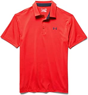 Under Armour Men's Playoff Polo, Rocket Red...