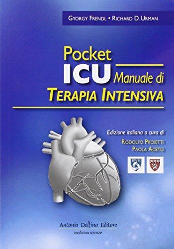 Pocket ICU. Manuale di terapia intensiva