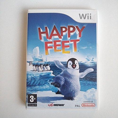 Happy Feet (Wii) [Importado]