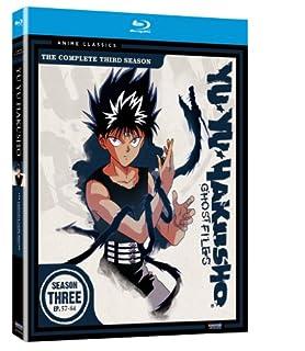 Yu Yu Hakusho: Season Three - Classic [Blu-ray] [US Import] (B00576U9AS)   Amazon price tracker / tracking, Amazon price history charts, Amazon price watches, Amazon price drop alerts