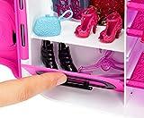 Zoom IMG-1 barbie fashionista armario fashion accesorios