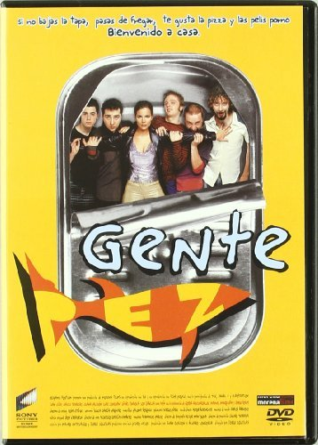 Fish People ( Gente pez ) [ NON-USA FORMAT, PAL, Reg.2 Import - Spain ] by Juan D??az