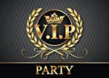 Biglietti d'invito 'VIP Card: Set di 12 per VIP Edition Colibri© VIP o Festa di Compleanno per Bambini (10718)